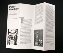 peter voulkos essay Clay's tectonic shift: john mason, ken price, and peter voulkos,  in his essay from the exhibition catalogue,  peter voulkos, sitting bull, c 1959,.