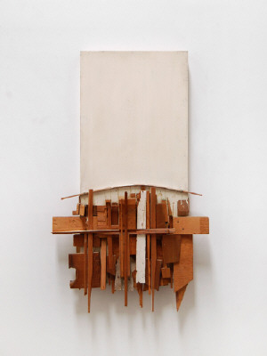Artist: Ed Kienholz, Title: Untitled, 1959 - (view 1) - click for larger image