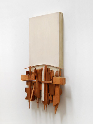 Artist: Ed Kienholz, Title: Untitled, 1959 - (view 2) - click for larger image