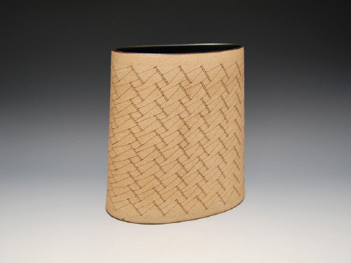 Artist: Gustavo Pérez, Title: Vaso (GP99 Y), 1999 - click for larger image