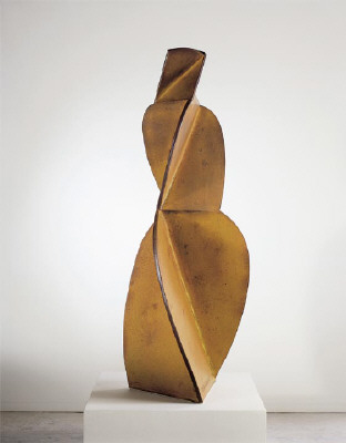 Artist: John Mason, Title: Figure, Ember, 1999 - click for larger image