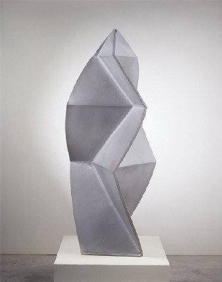 Artist: John Mason, Title: Spear Form, 2000 - click for larger image