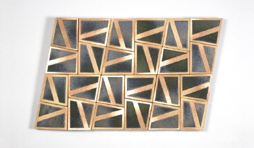 Artist: John Mason, Title: Wall Relief No. 12, 2010 - click for larger image