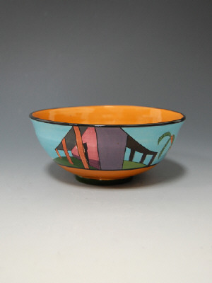 Artist: Ken Price, Title: Untitled Bowl, 1982 - click for larger image