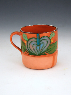 Artist: Ken Price, Title: Untitled Cup, N.D. - click for larger image