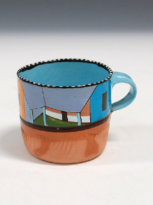 Artist: Ken Price, Title: Untitled Cup, c. 1977-1979 - click for larger image