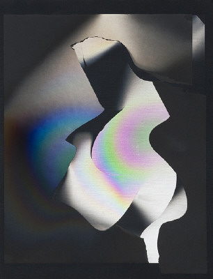 Artist: Larry Bell, Title: SF 12/20/11 A, 2011 - click for larger image
