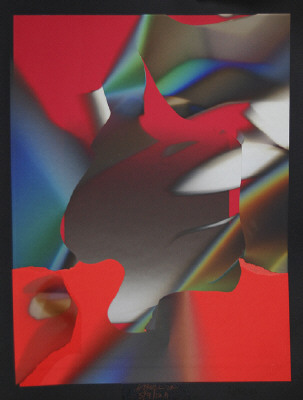 Artist: Larry Bell, Title: SF 5/9/12 A, 2012 - click for larger image