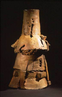 Artist: Peter Voulkos, Title: Alegria, 2000 - click for larger image