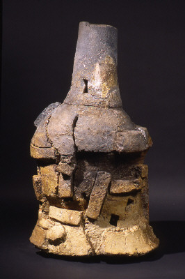 Artist: Peter Voulkos, Title: Alhambra, 1999 - click for larger image