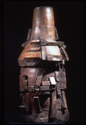 Artist: Peter Voulkos, Title: Anasazi (S13) - click for larger image