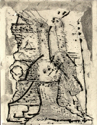 Artist: Peter Voulkos, Title: Untitled, 1999 - click for larger image