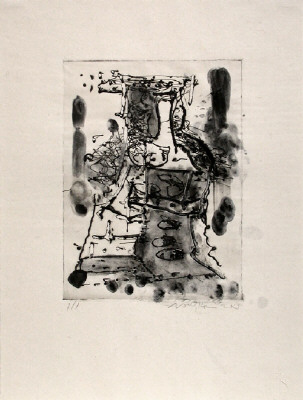 Artist: Peter Voulkos, Title: Untitled, 2001 - click for larger image