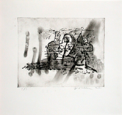 Artist: Peter Voulkos, Title: Untitled (PV-01-6), 2001 - click for larger image