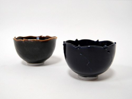 Artist: Ralph Bacerra, Title: Untitled Bowls (sold separately) - click for larger image