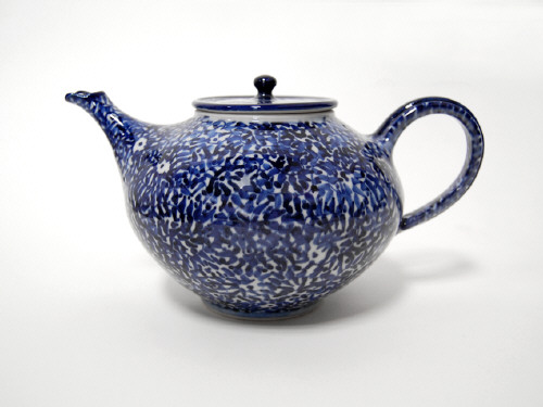 Artist: Ralph Bacerra, Title: Untitled Teapot, N.D. - click for larger image