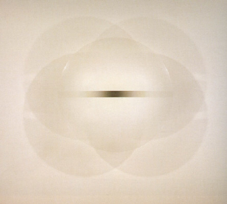 Artist: Robert Irwin, Title: Untitled, 1967-68 - click for larger image