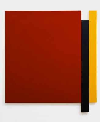 Artist: Scot Heywood, Title: Untitled Red, Blue, Yellow, 2008 - click for larger image